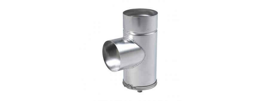Tuyau rigide aluminium