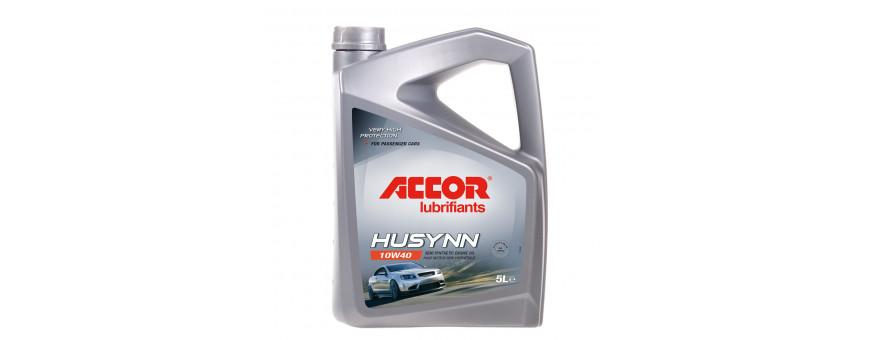 Huile et lubrifiant pour automobile