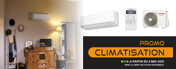 Promos climatisation